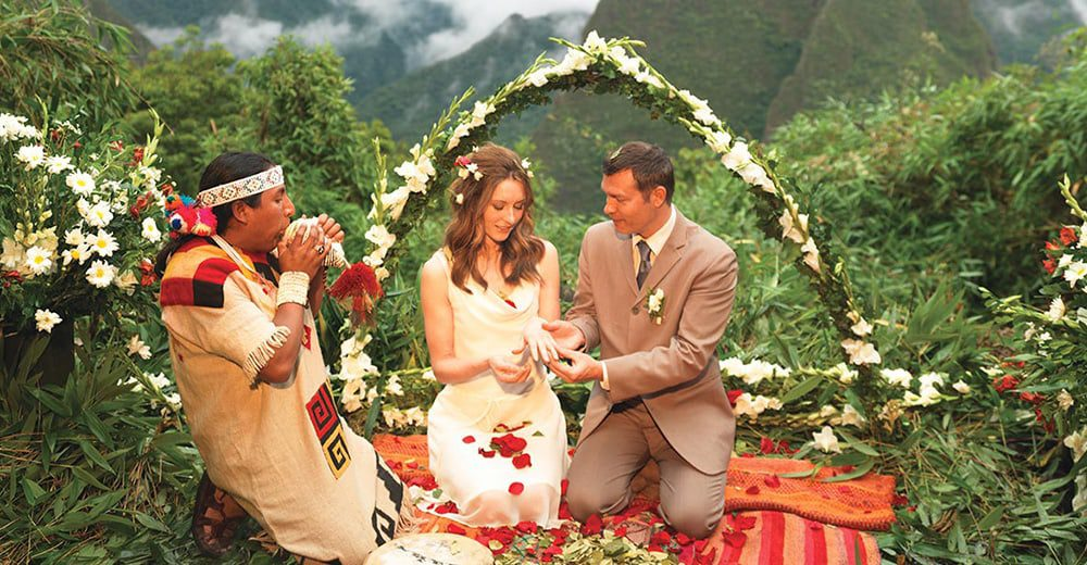 Top 5 south american wedding destinations for Top 5 wedding destinations