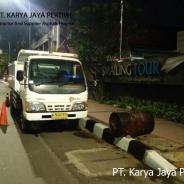 Pengaspalan Hotmix Smailing Tours Jakarta