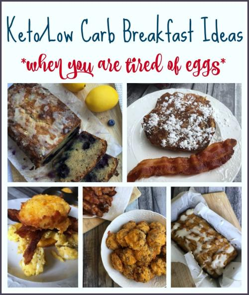 Medium Of Low Carb Breakfast Without Eggs