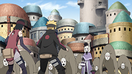 Boruto Episode 91 – Sub Indonesia
