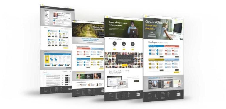 Prototype-screens
