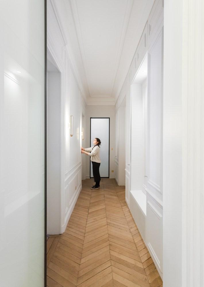 Atelier UOA Architectes / Renovation d'apartement