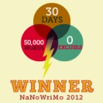 NaNoWriMo – I WON!