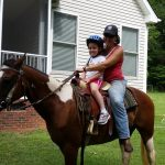 First Pony Ride! {Wordless Wednesday}