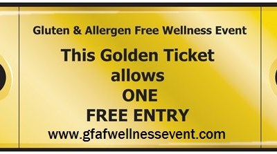 Win 2 tickets to Gluten & Allergen Free Event! #GFAEvent