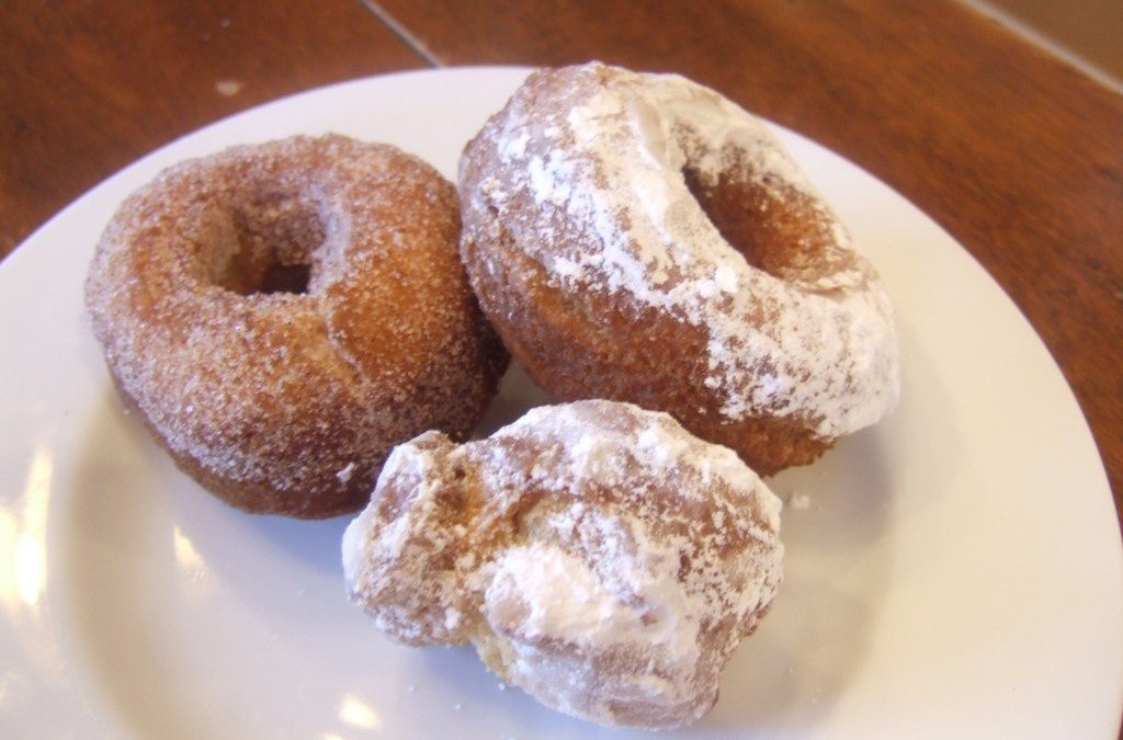 Baked Explorations: Farm Stand Buttermilk Doughnuts