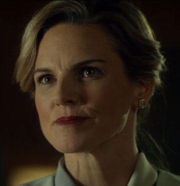 Kate Drummond (Agent Lucado, Wynonna Earp 2017)