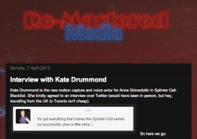 re-mastered media kate drummond