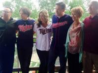 Lead with your Heart Cast: Billy Baldwin, Kari Matchett, Kate Drummond, Tony Nappo