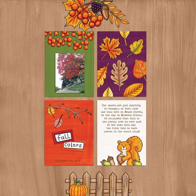 The Creative Team have been sharing their favourite autumn hellip