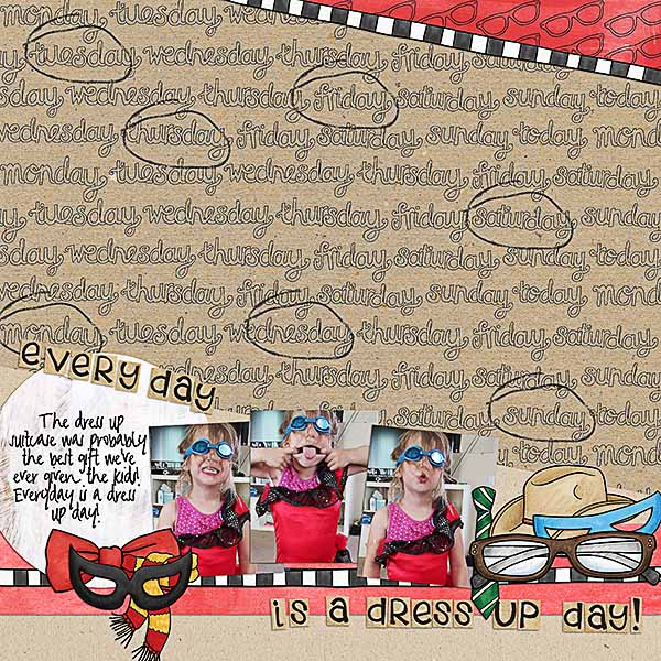 "Kate Hadfield Designs Creative Team ""Everyday Overlays 2"" 