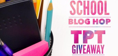 Teachers Pay Teachers gift card giveaway August 2016