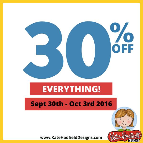 Kate Hadfield Designs DSD sale 2016