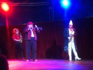 The Konyots at Chaplin's Circus