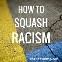 racism :: what I learned from two white-haired ladies