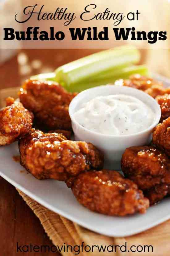 Eating Healthy at Buffalo Wild Wings is possible! Use these tips to make healthier choices while out with your friends at BWW!