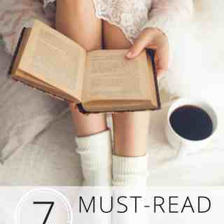 7 Must Read Books for Christian Women - Looking for spiritual encouragement as a Christian women? Here are some amazing books to help grow your faith!