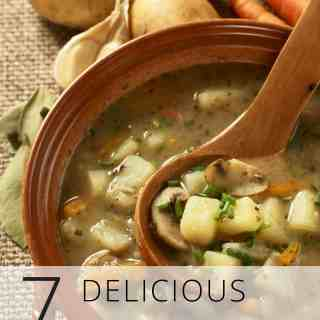 7 Delicious Slow Cooker Soup Recipes