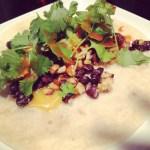 Taco Tuesday: Black Bean & Lime