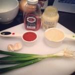 Dijon Honey marinade