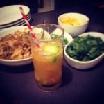 Mango Margaritas + Cilantro Lime Tacos