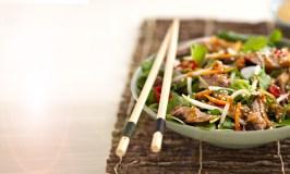 Duck salad recipe