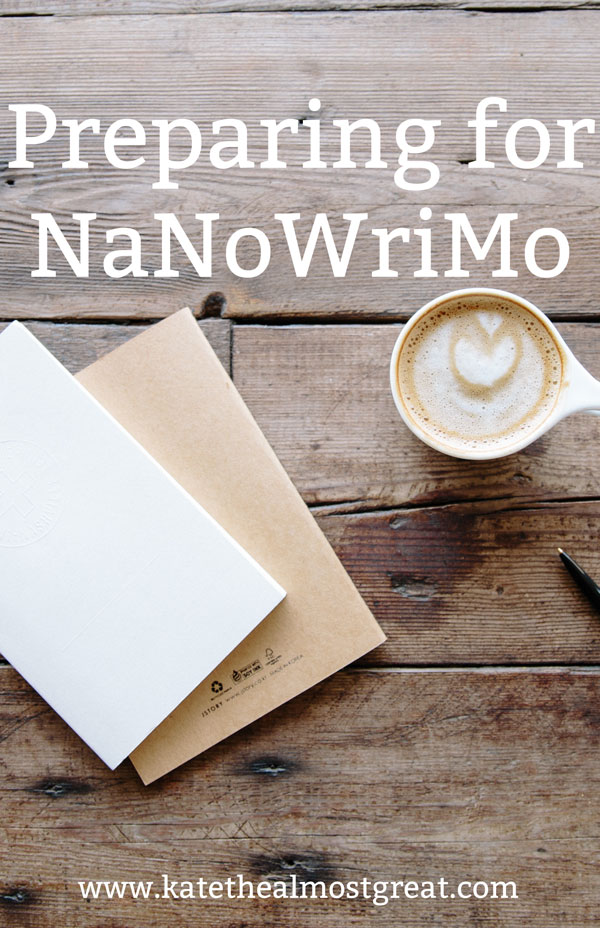 7 Questions To Help You Prepare for NaNoWriMo