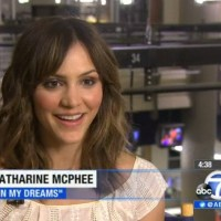 KABC LA: Katharine McPhee stars in romantic TV film 'In My Dreams'