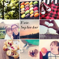 Mein September 2014 {Snaps of Happiness} & Paris in Instagram-Bildern