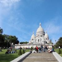 Unser Urlaub in Paris, Teil II {Versailles, Sacré-Cœur & Galeries Lafayette}