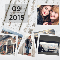 Mein September 2015 {Snaps of Happiness: Urlaub in Brügge, Den Haag & mehr}