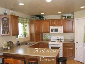 Kitchen Change Up Finale