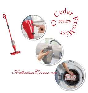 o cedar promist mop review