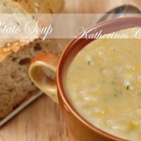 Meals On Monday Cream Of Potato Soup