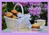 thursday favorites blog hop
