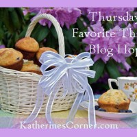 Thursday Favorite Things Blog hop Linky Party 36