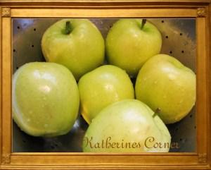 Wordless Wednesday Autumn Apples