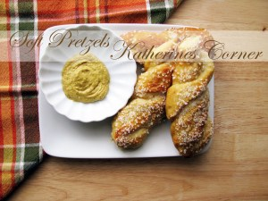 Soft Pretzel Twists