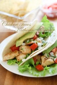Chicken Tacos For Our Grandchildren
