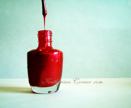 red polish katherines corner