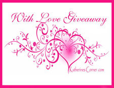 with love giveaway button
