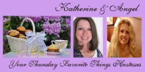 Thursday Favorite Things Blog Hop 103