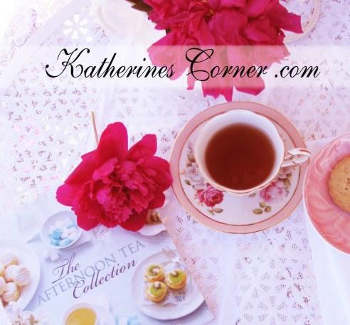 tea and flowers katherines corner