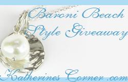 Baroni Beach Style Giveaway