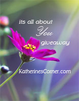 its all about you giveaway button