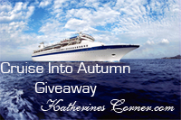 cruise into autumn giveaway