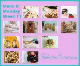make it monday week eleven