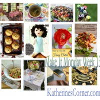 Make It Monday Week Thirteen