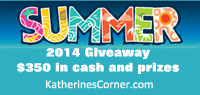 Summer 2014 Giveaway