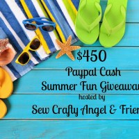Fun In The Sun Summer Giveaway